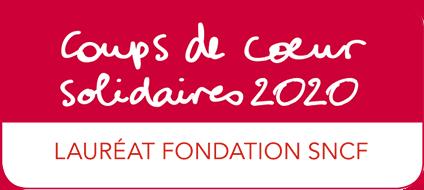 Coup de coeur fondation SNCF 2020